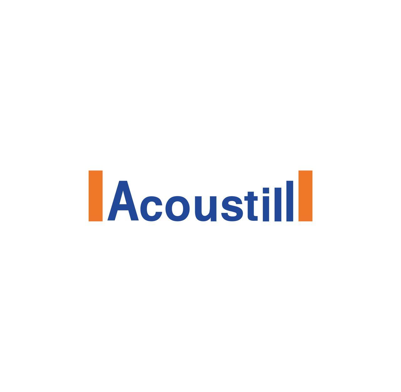 Acoustill Logo isolant phonique