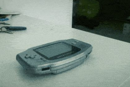 Holographic Gameboy