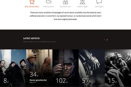 Webdesign (interface site web)