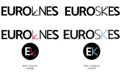 Logotype Eurolines