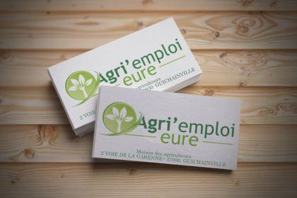 Logo Agri'emploi Eure