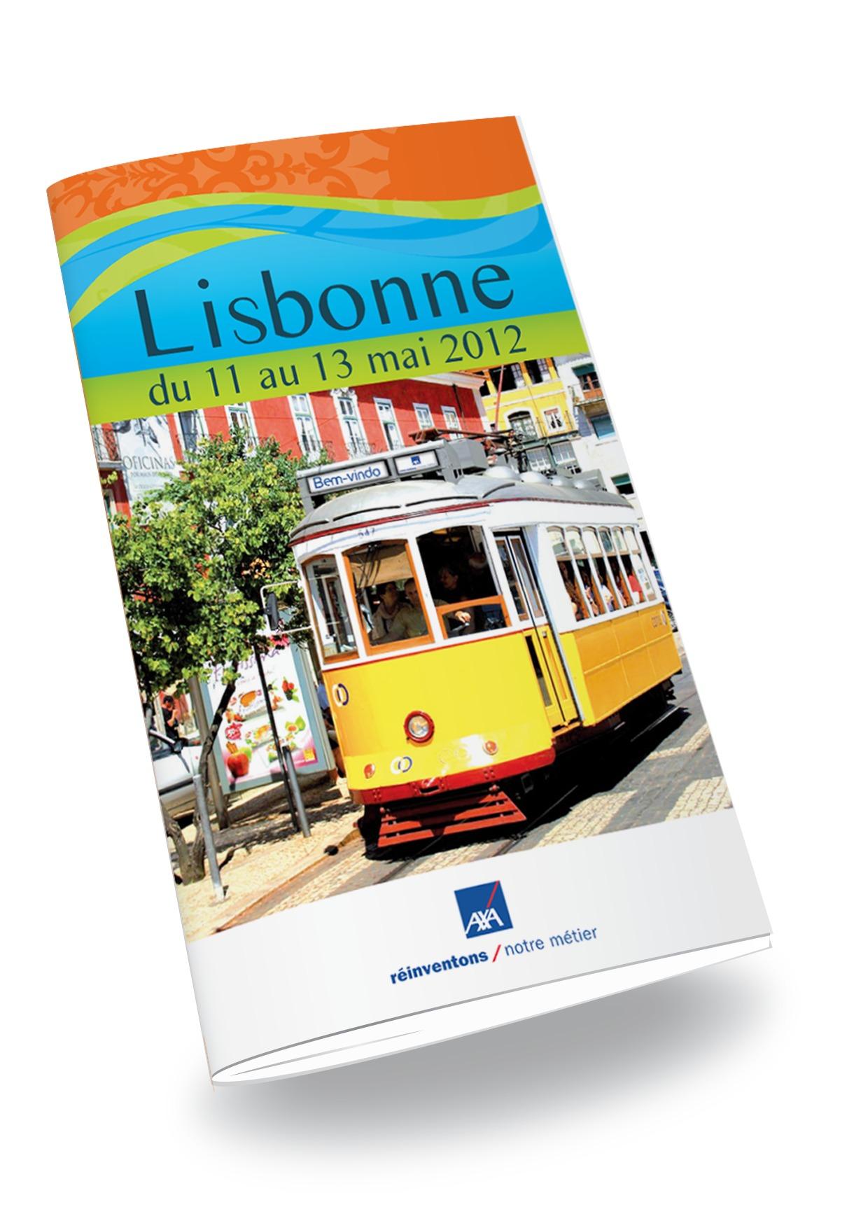 Carnet de voyage événementiel