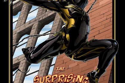 The Surprising Spider-Girl