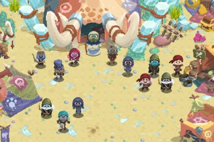 Le Camp des brigands