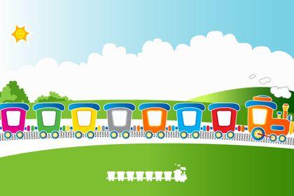 Dessin Train