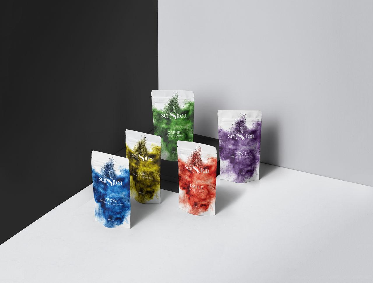 Sensitea - Packaging