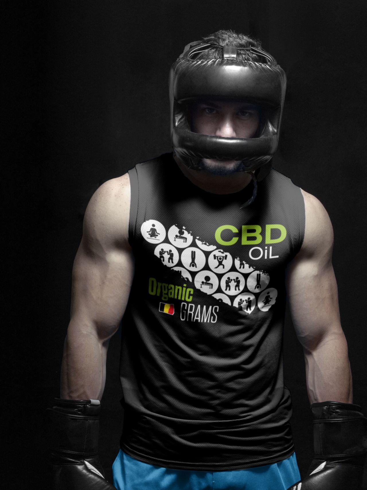 Logo t-shirt cbd oil