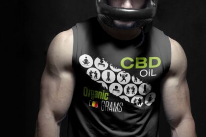 Logo t-shirt cbd oil