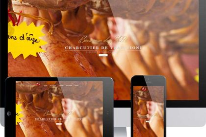 Création site Vitrine