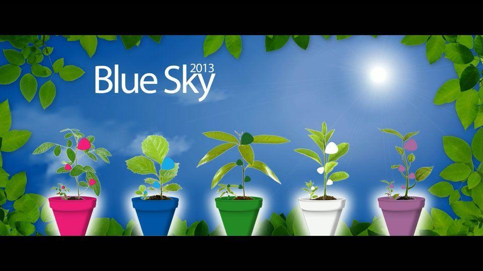 """Bouygues Telecom """"Blue Sky 2013"""""""