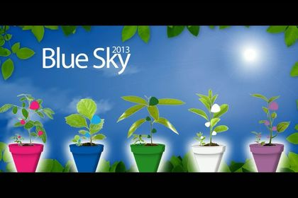 "Bouygues Telecom ""Blue Sky 2013"""