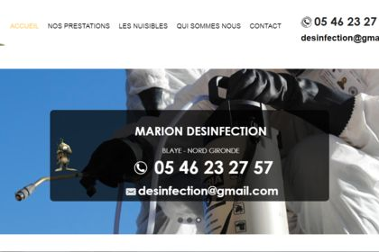 Slider du page d'acceuil
