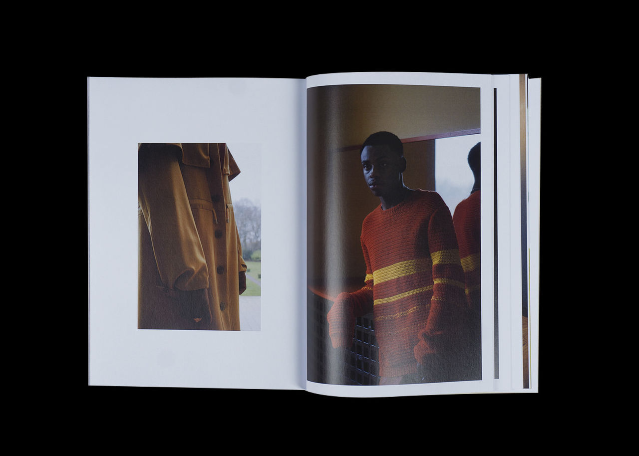 Dalziel lookbook / Mode et photo