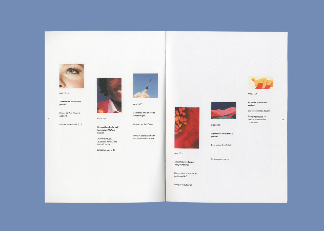 Elza magazine