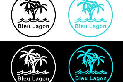 Logo Bleu Lagon Guadeloupe