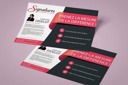 Flyers - Signatures immobilier
