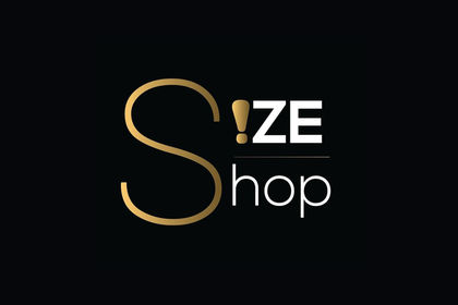 Logo - Size Shop