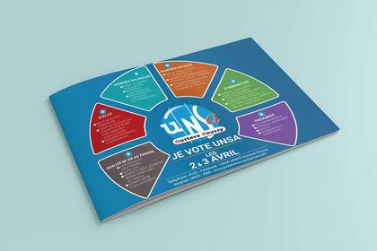 Brochures - UNSA