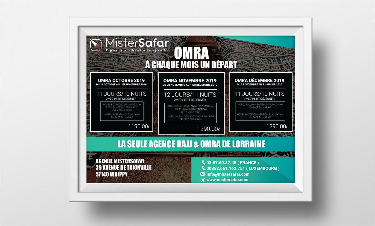 Affiche - MisterSafar