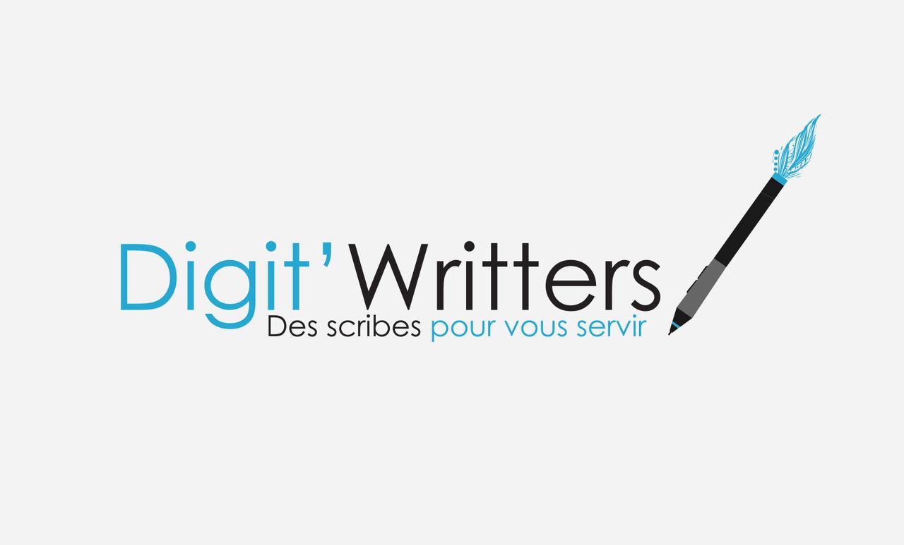 Logo - Digit'Writters