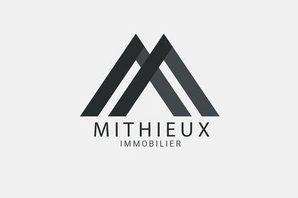 Conception d'un logo - Mithieux Immobilier