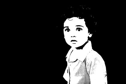 Dessin - Petit garçon