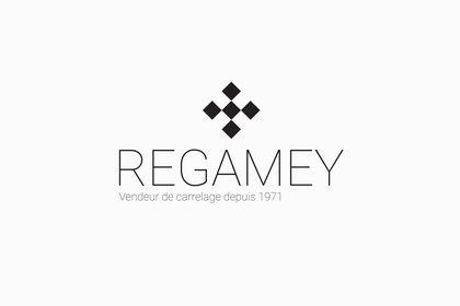 Logo - REGAMEY - vendeur de carrelage