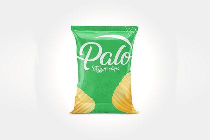 Paquet de chips naturel - Palo