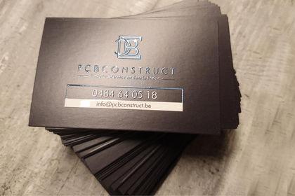 Cartes + vernis sélectif - PCB Construct