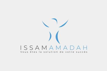 Création d'un logo - Issam Amadah
