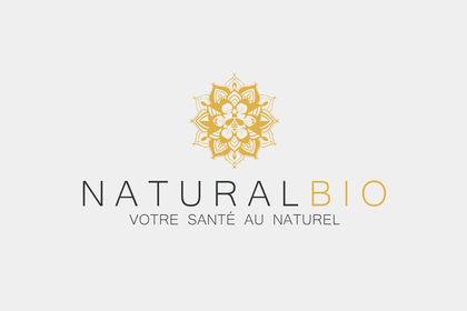 Création d'un logo pour Natural Bio