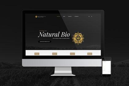 Site internet - Natural-bio.fr