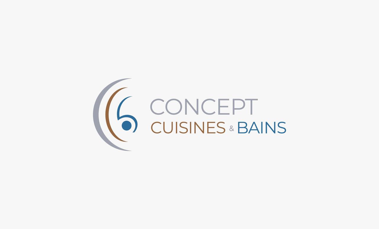Création logo - Concept Cuisines & Bains