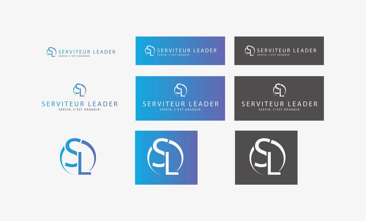 Logo Serviteur Leader