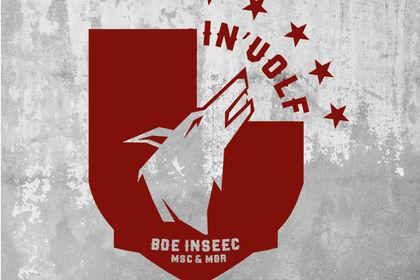 Logo BDE IN'VOLF