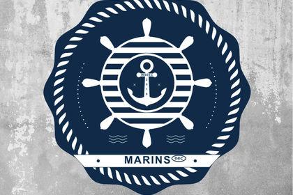 Logo BDE MARINS