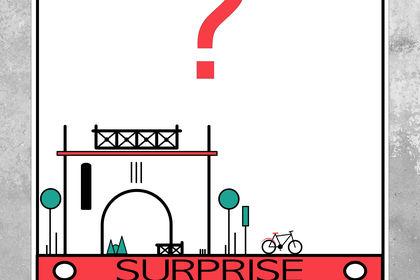 Affiche SURPRISE