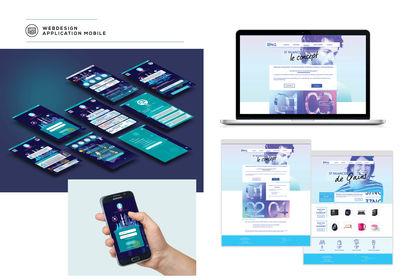 Réalisation web et mobile