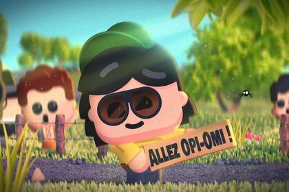 Oopsy : The Opi-Omi misadventure