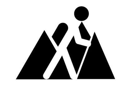 Logo magasin randonnée