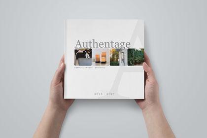 Authentage Anvers-Belgique  (fabricant luminaire)