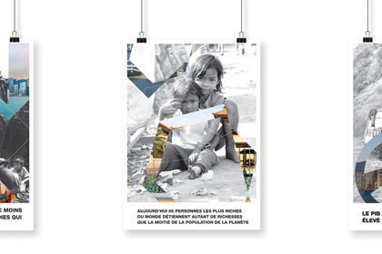 Affiches humanitaires