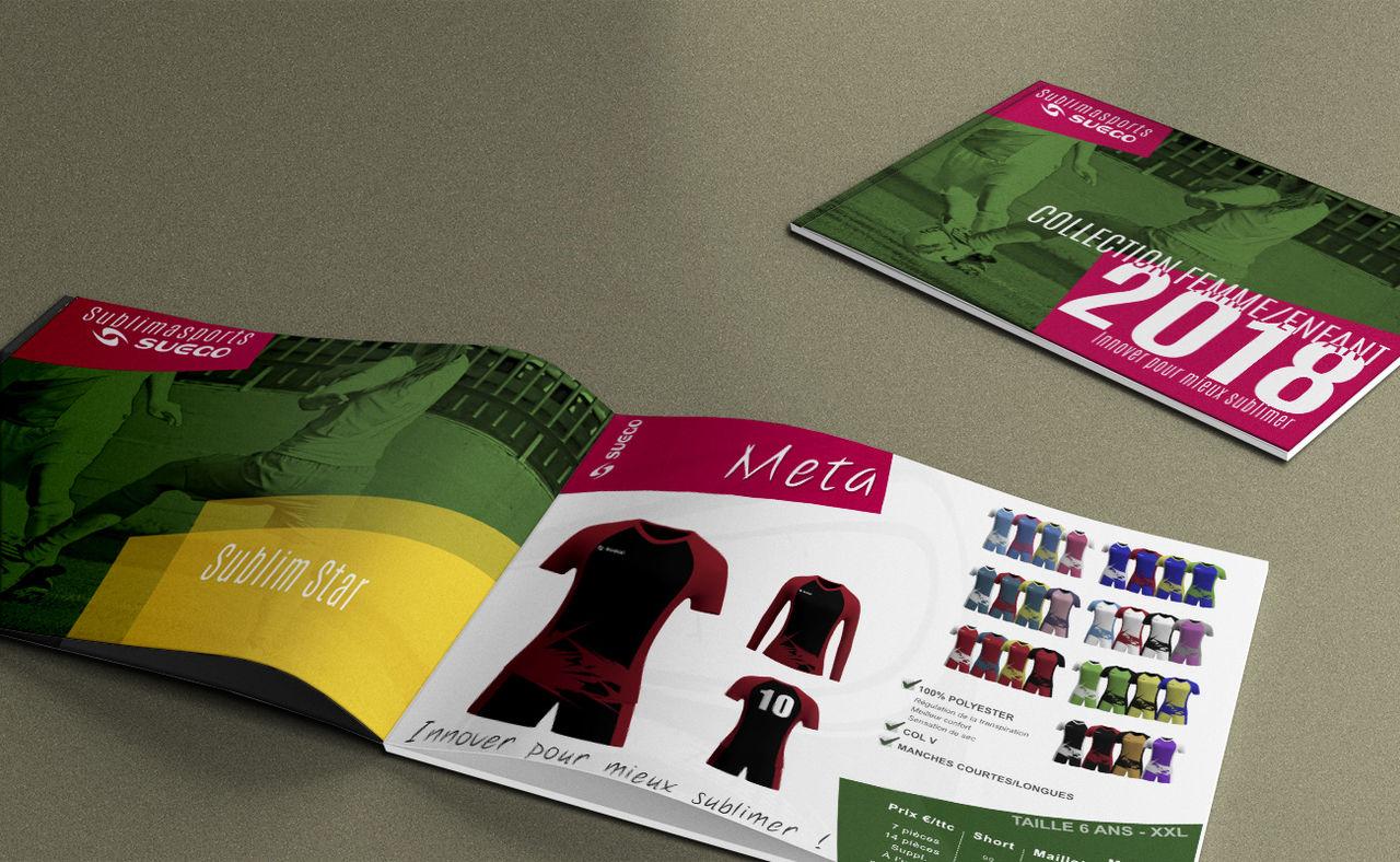 Catalogue - Sublimasports