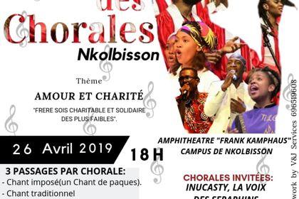 Flyer concours de chorales