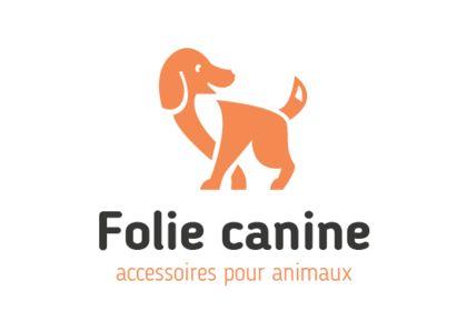 Logo folie canine