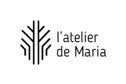 Logo l'atelier de maria