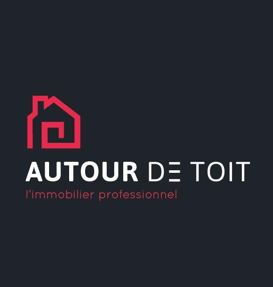 Logo autour de toit