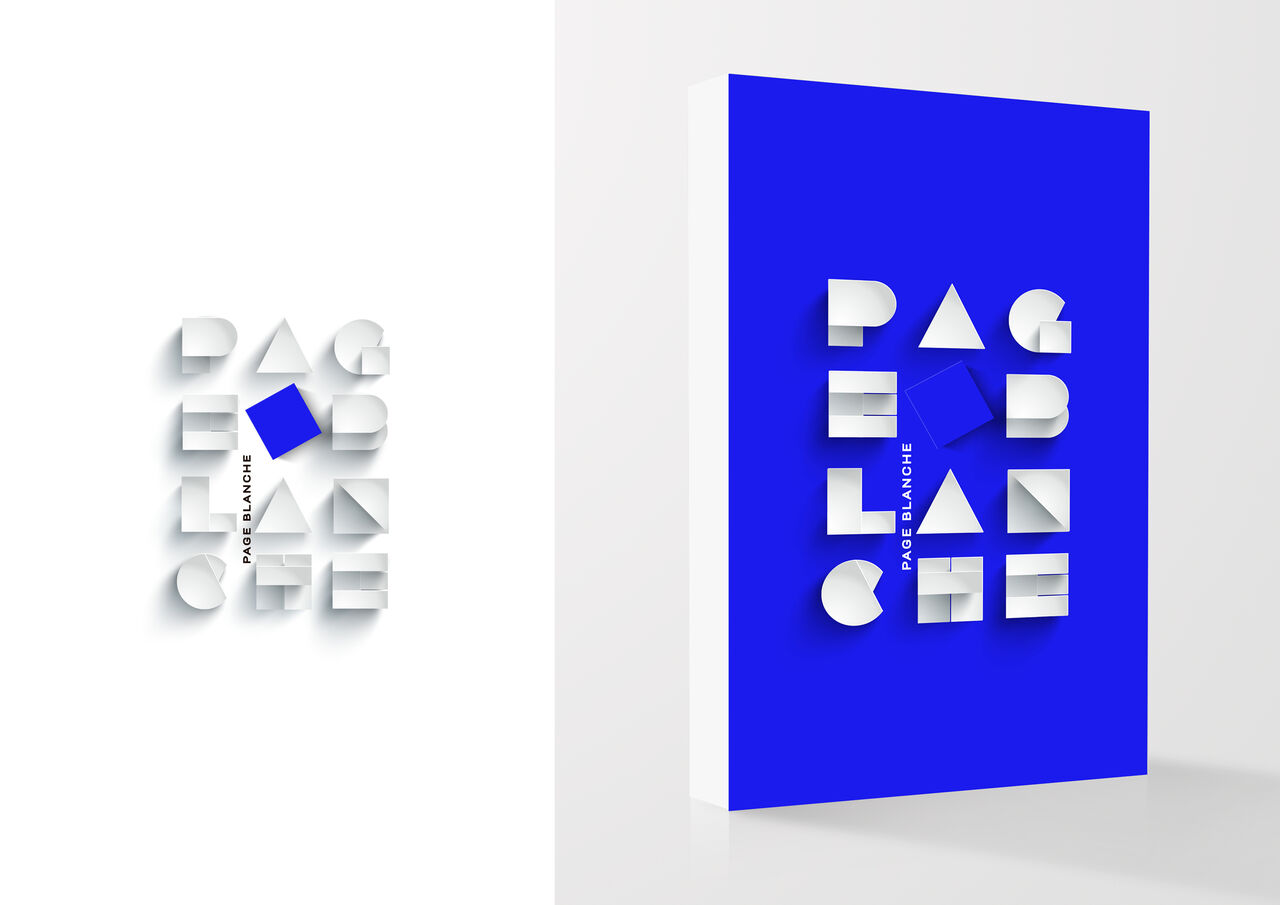 LOGO PAGE BLANCHE