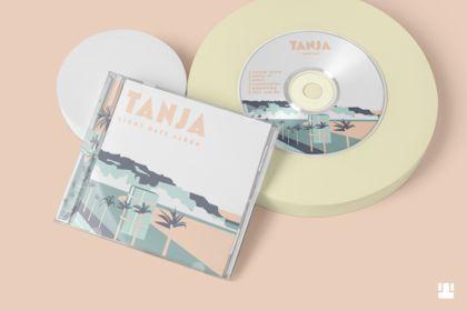 Pochette ALBUM _ TANJA