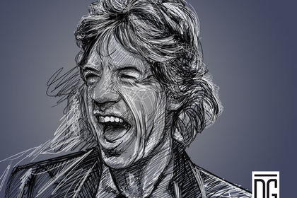 MIKE JAGGER